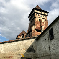 Valea Viilor, saxon fortified church